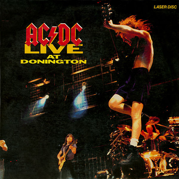 Tab: AC/DC – Back in Black (Live) – The Bass Diaries